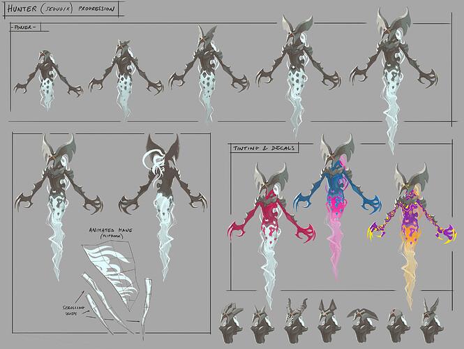hunter_progression