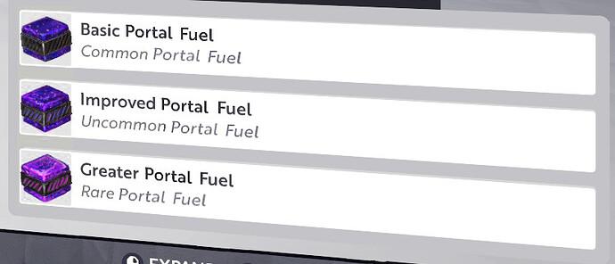fuels