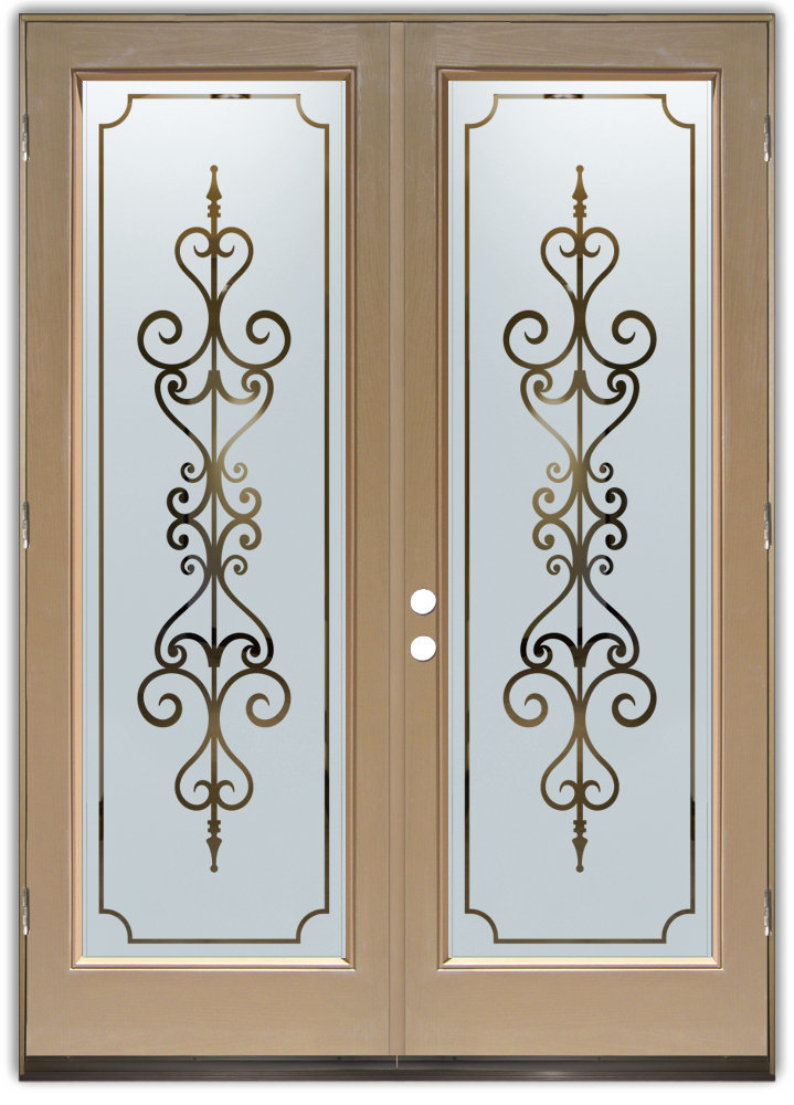 Designed glass doors modern interior door designs for most for 737 door design