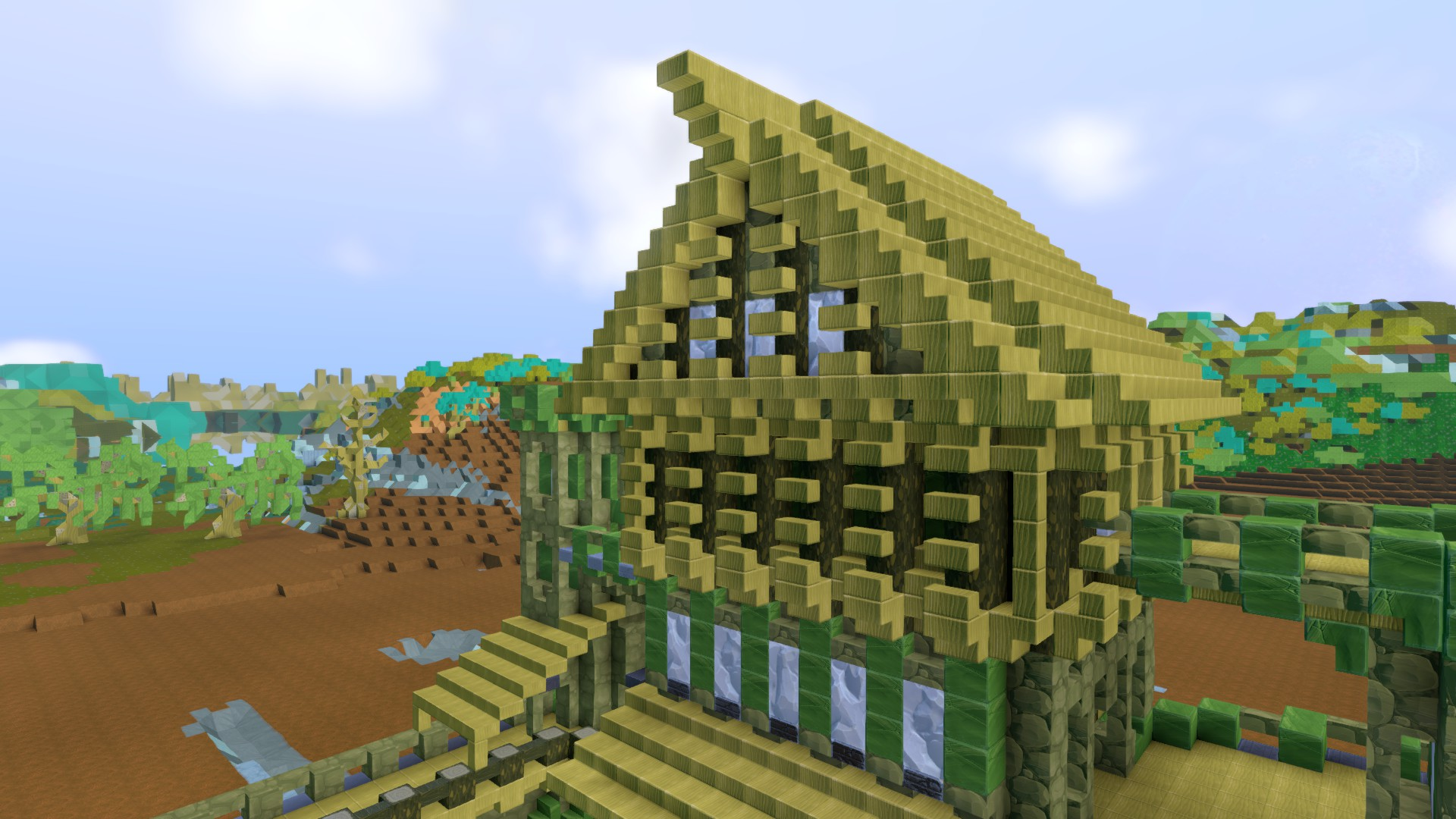 Update Castle Building Creations Boundless Community