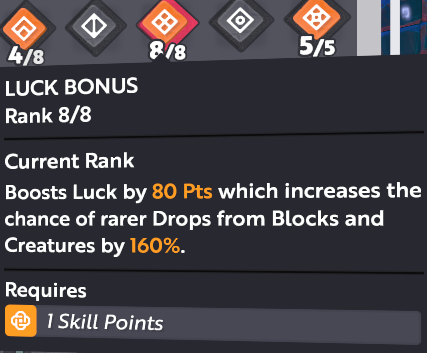 skills-luck