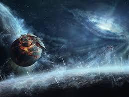 exploding planet 3