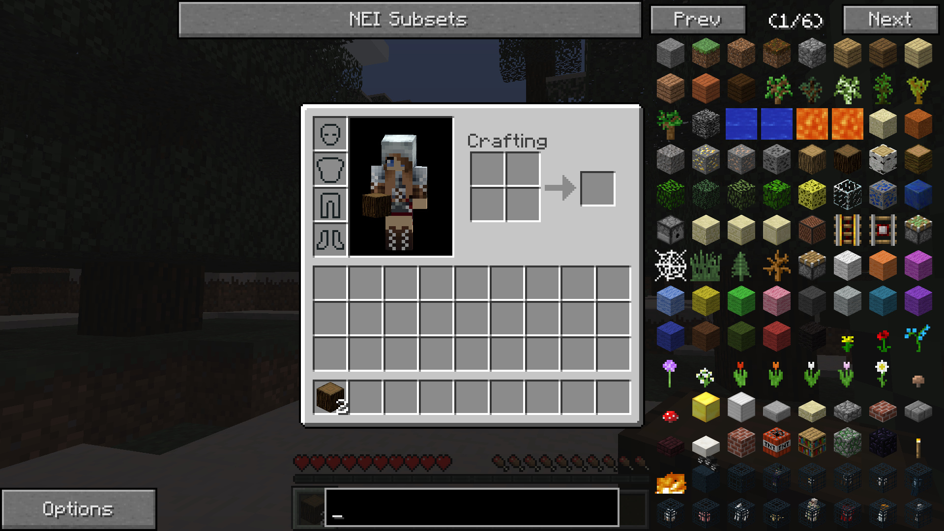 Let's take a page from modded Minecraft: NotEnoughItems