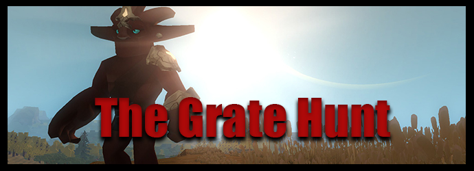 The grate hunt