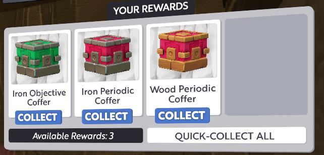 COFFERS